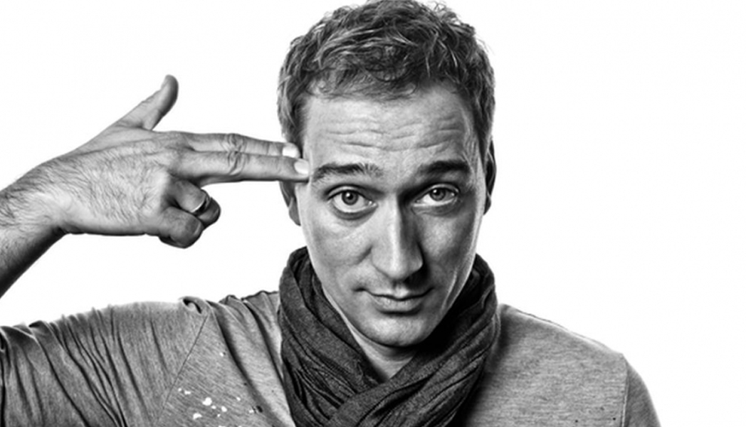 Paul Van Dyk Interview for Exposed Magazine Sheffield