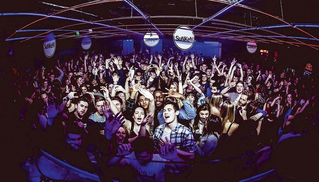 Tank Nightclub - Sheffield Music Venues