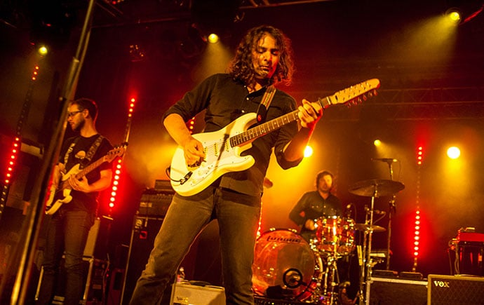 War On Drugs Kevin Wells Sheffield