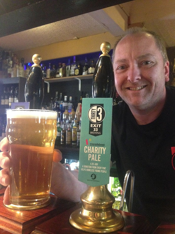 Roundabout Charity Pale