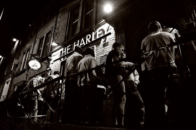 The Harley Sheffield