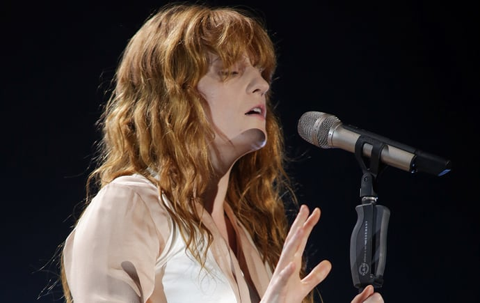 Florence + the Machine, Sheffield, United Kingdom, 12 September 2015