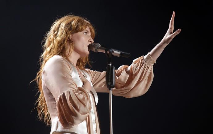 Florence + the Machine, Sheffield, United Kingdom, 12 September 2015