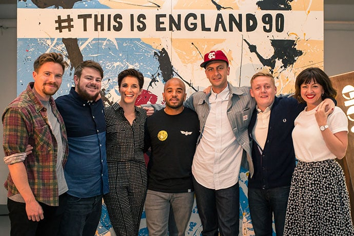 This Is England 90 Cast