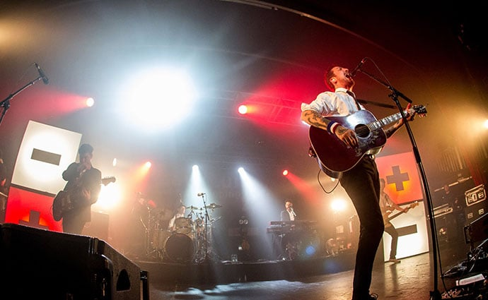 Frank Turner O2 Sheffield