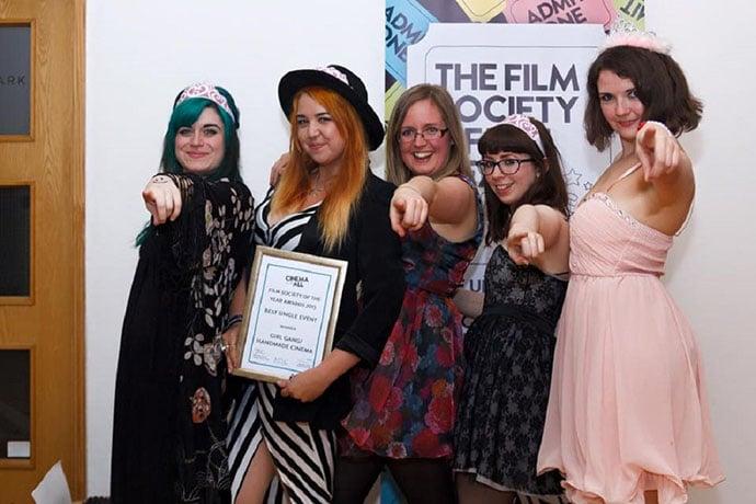 Girl Gang Sheffield Jules Lister Cinema For All Exposed resize