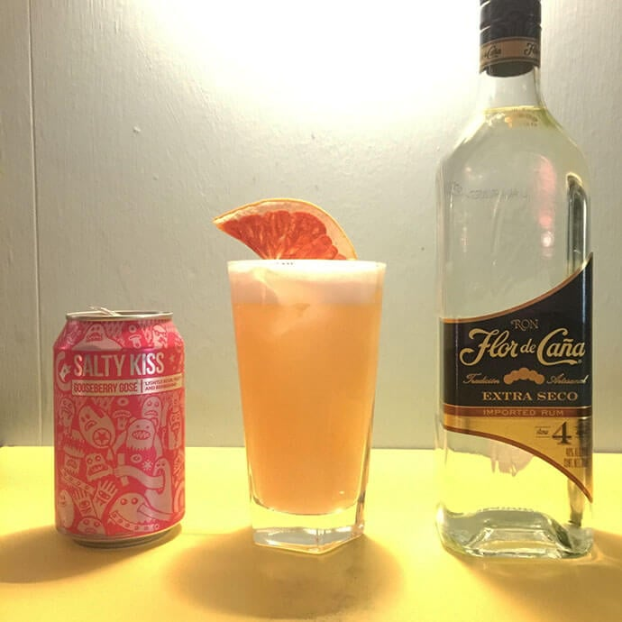 second cocktail