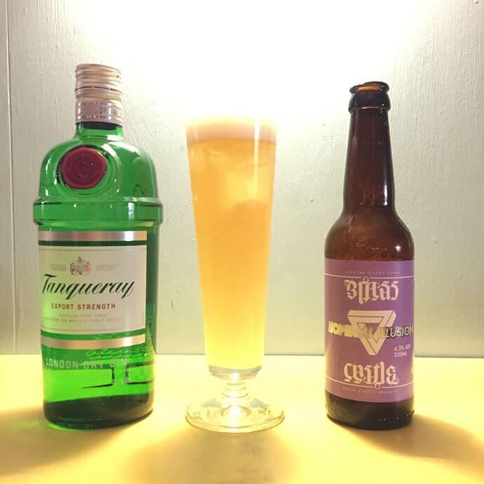third cocktail