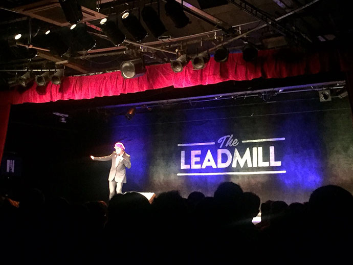 Eddie Izzard Leadmill