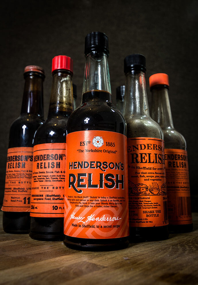 Hendersons bottles father's day gift guide