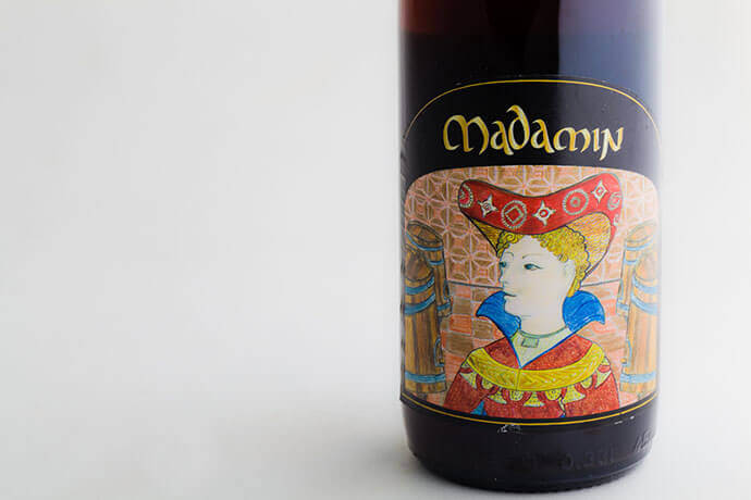 Madamin Beer
