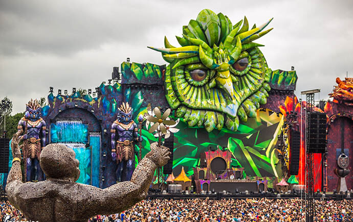 Electric Daisy Carnival UK 2