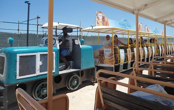 beach-train