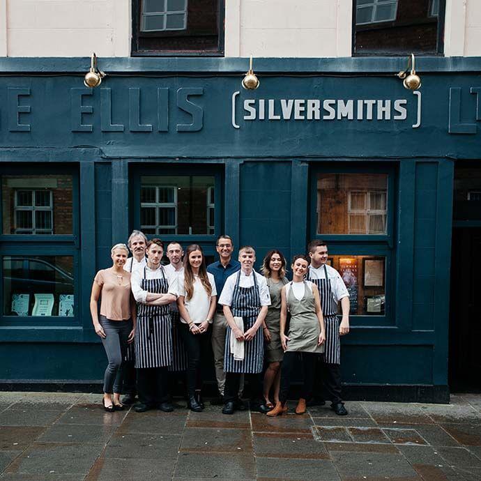 Sheffield Restaurants: Silversmiths Re-launched
