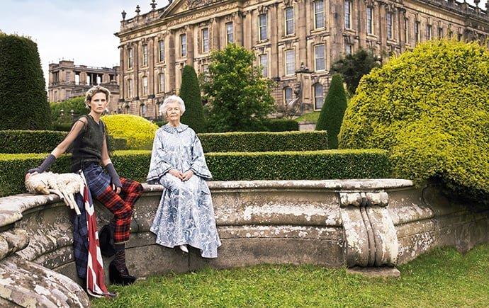 Chatsworth House Style