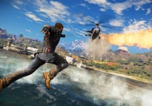 JustCause3 - game