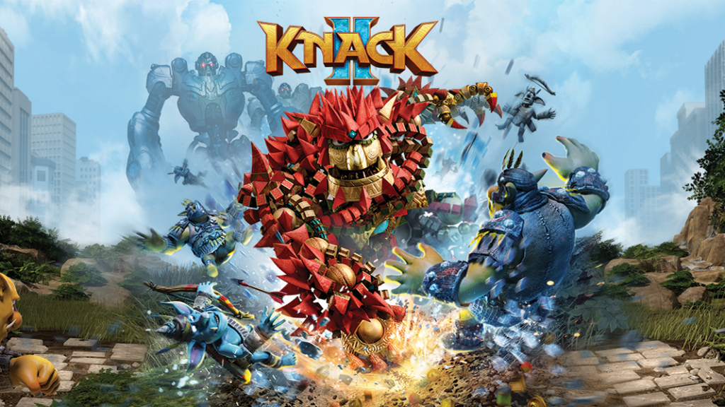knack - 2 - game - release