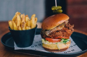 ohm - sheffield - food review