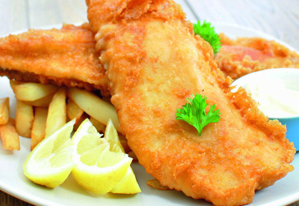 moor market - fish and chips