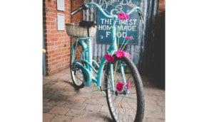 Thali Bike Delivery Service