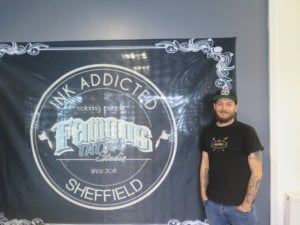 famous tattoo - sheffield - interview