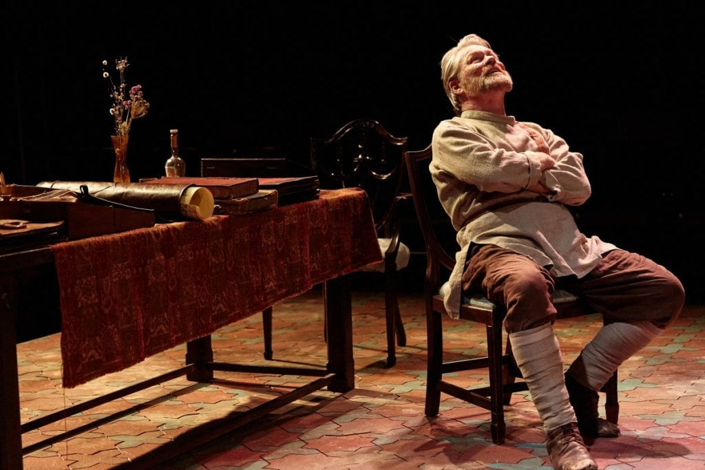 uncle vanya - sheffield theatres