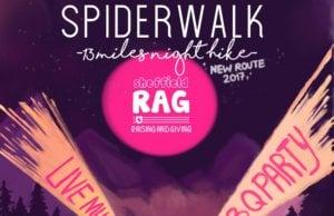 spiderwalk - sheffield