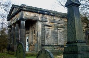 Sheffield - General - Cemetery - halloween - films