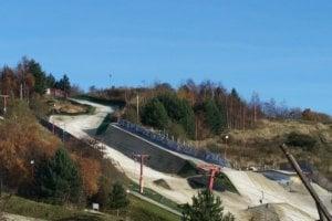 ski-village