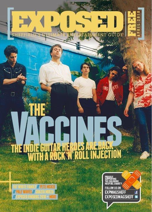 Cover - April