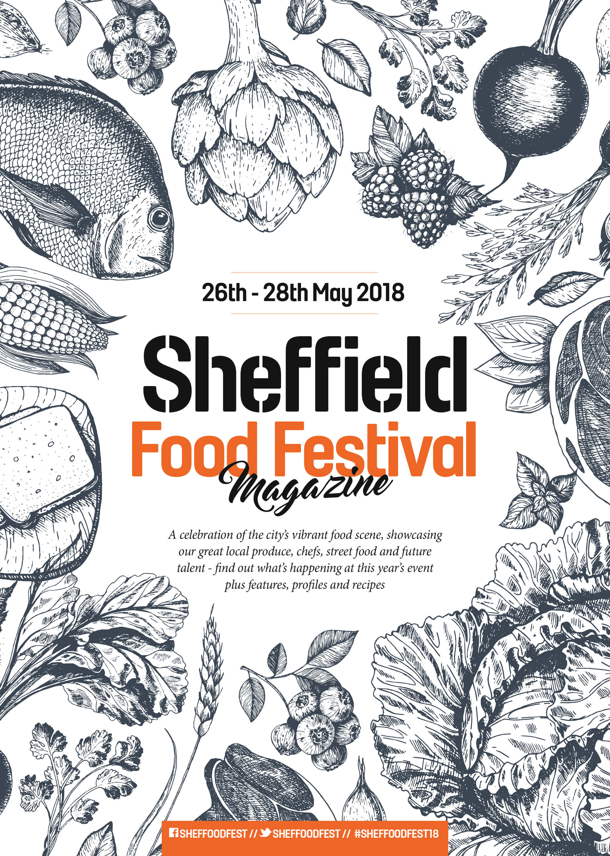 Sheffield Food Fest - cover