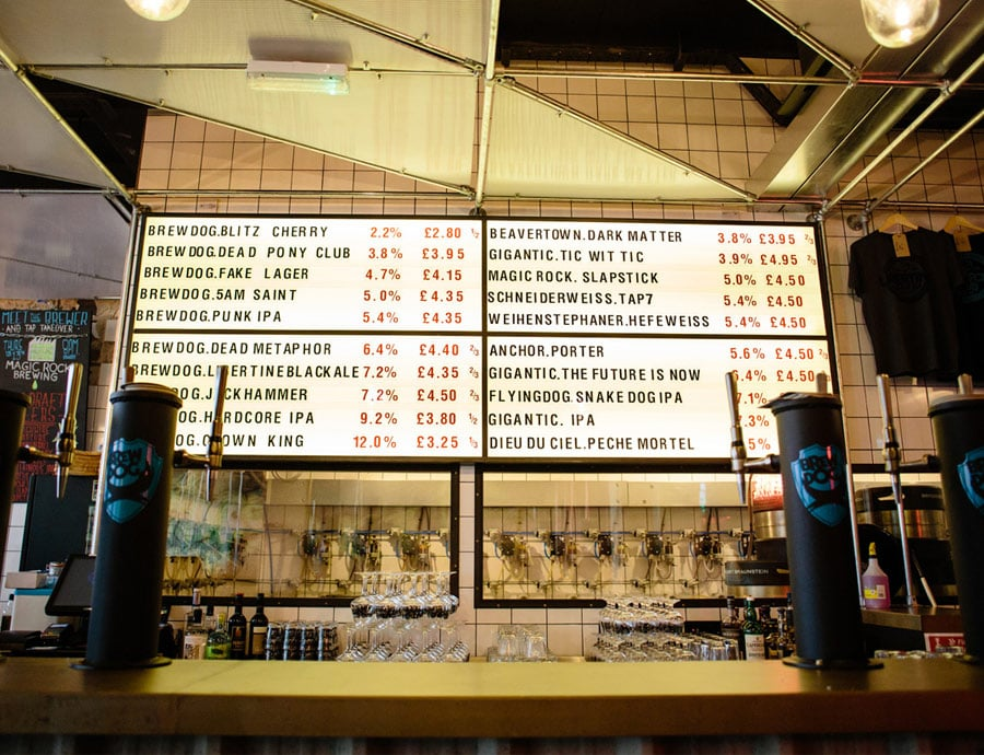 BrewDog Sheffield
