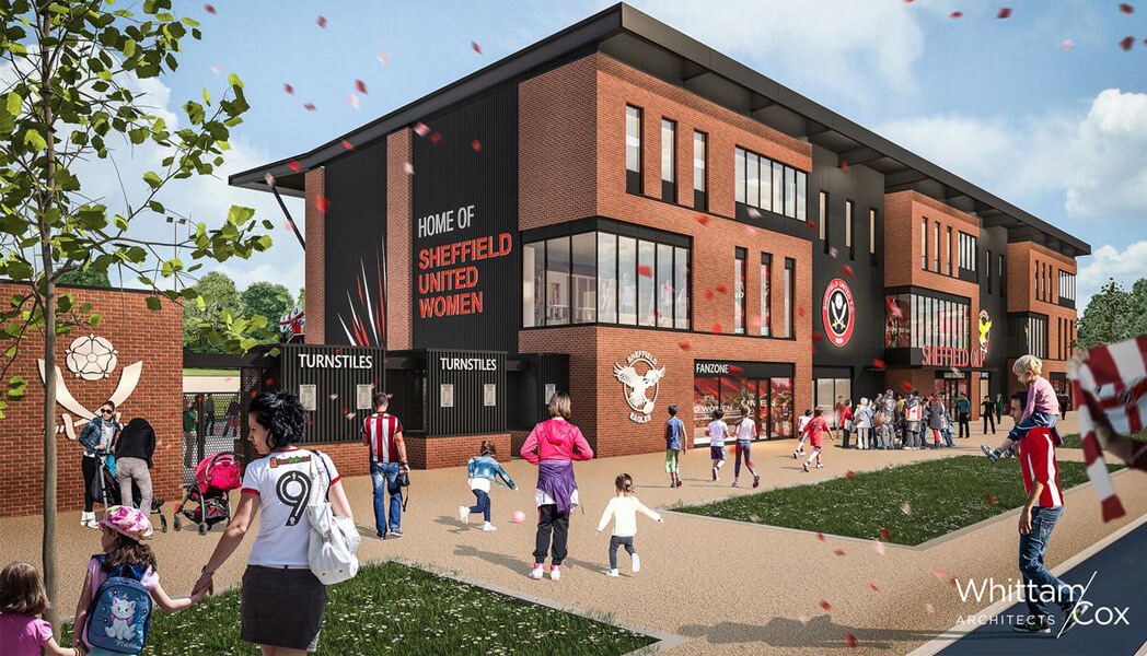 Sheffield Could Have Uks First Dedicated Womens Football Stadium