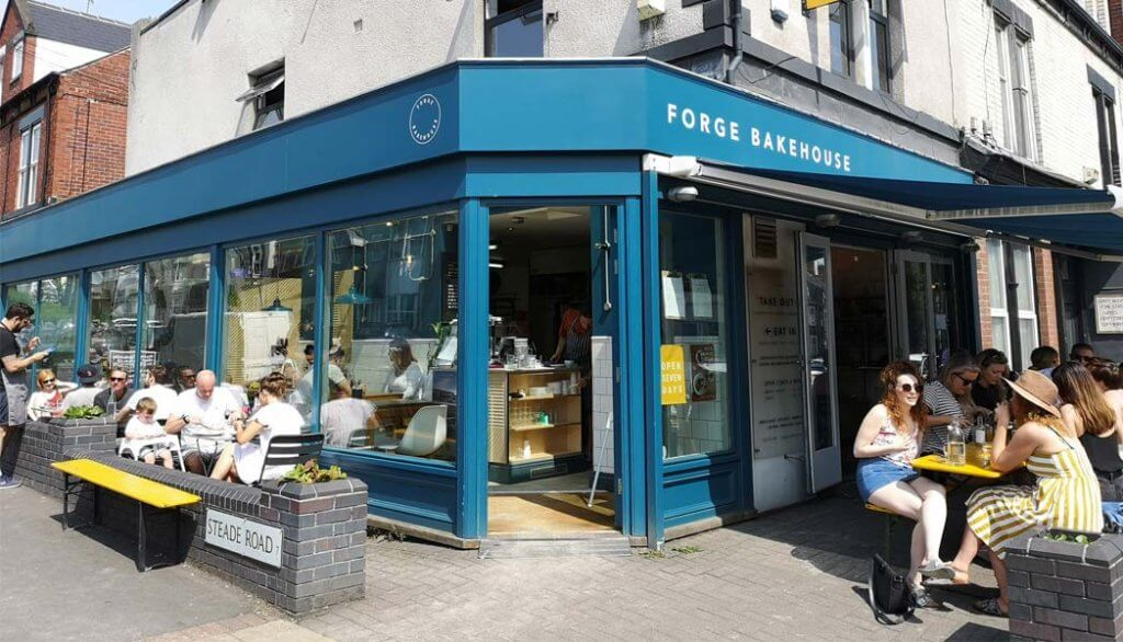 Forge Bakehouse, Danny Lynn chef recommendation