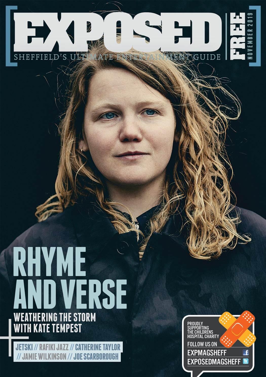 Cover - November 2019