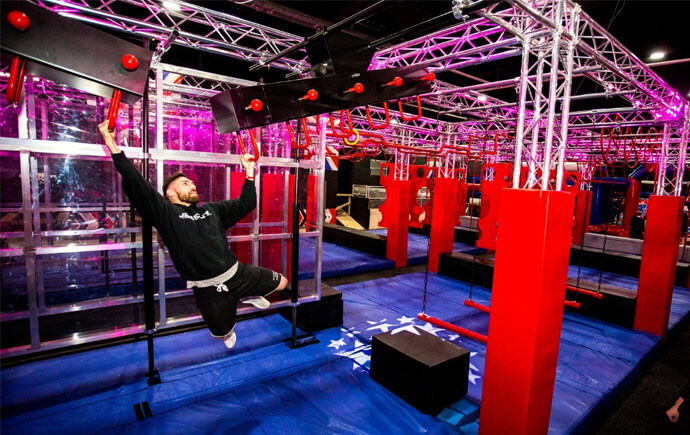 Plans In For A Ninja Warrior Adventure Park In Sheffield Exposed Magazine