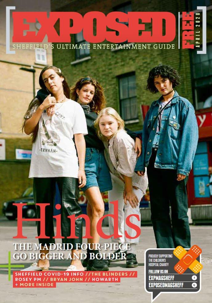 Cover - April 2020