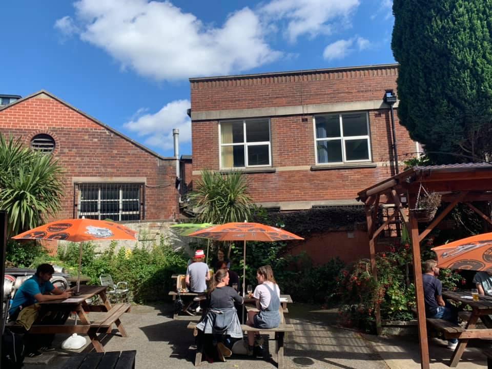 Rutland Arms pub in Sheffield