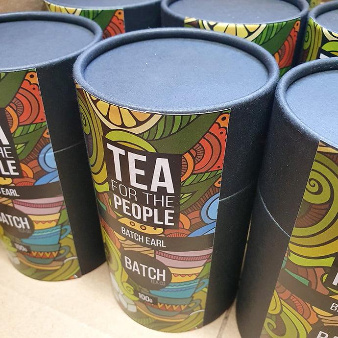 Batch Tea products