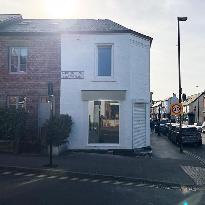 The Corner Store, on Sharrow Vale Road