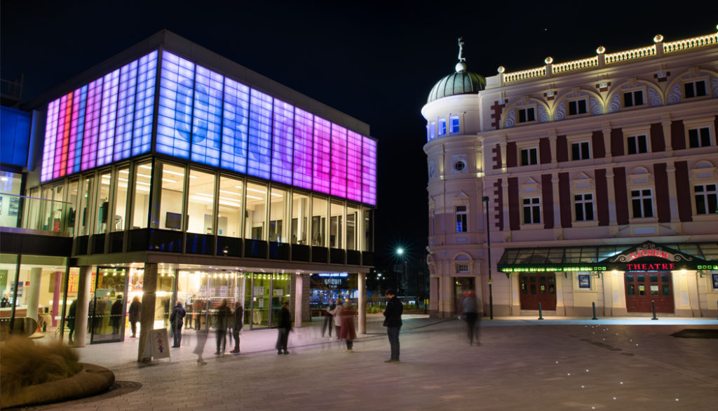 Sheffield's Crucible Theatres, which will host The Together Season festival