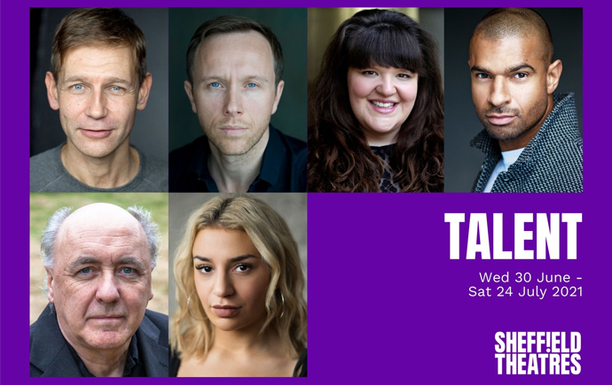 The full cast for Victoria Wood's Talent
