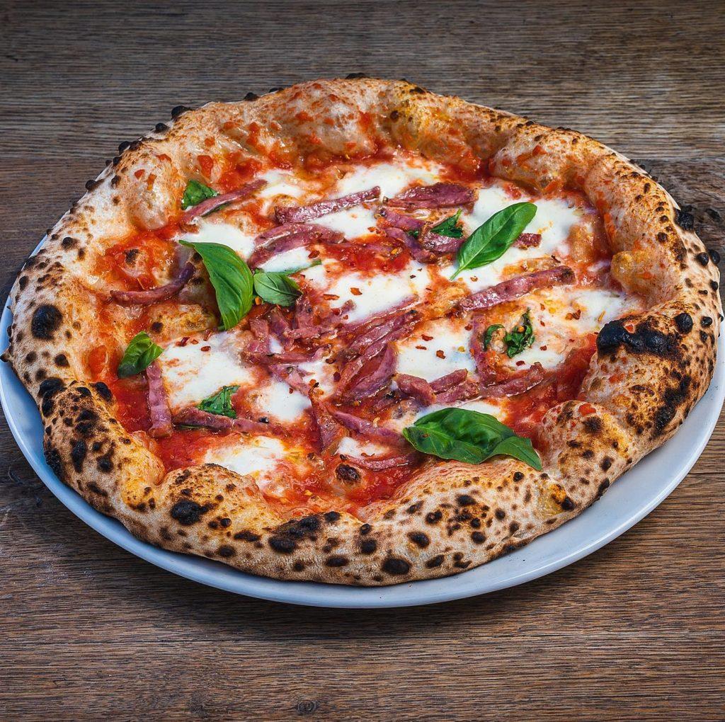 Napoli Centro, Chef Danny Lynn recommendation