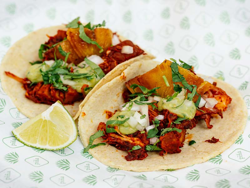 Pina Tacos