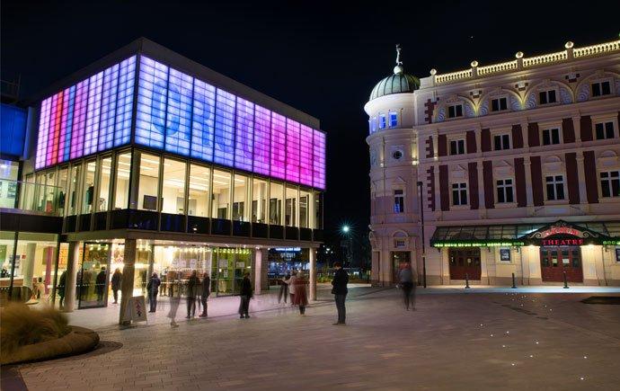 Sheffield Theatres in Tudor Square